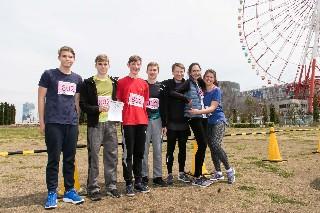 アクティブミドルはアクティブなミドル世代〜若者世代の国際交流の会です。